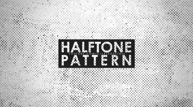 Halftone Dust Pattern by FakeFebruary