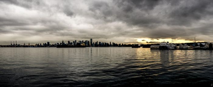Vancouver by bens1n