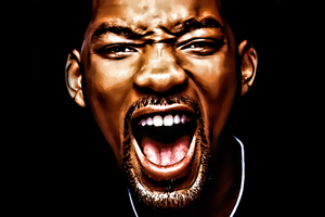 Will Smith's Shout by donvito62