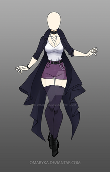 [Closed] Adoptable Outfit Auction - #2 by Omaryka