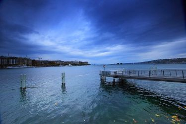 Geneva Lake by Hamrani