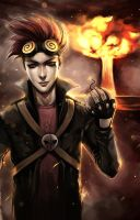 Jack Spicer by Ninjatic