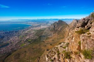 Cape Town Overview - Exclusive HDR by somadjinn