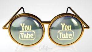 Youtube Glasses by lolofson