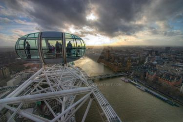 View from The Eye by KarlDawson