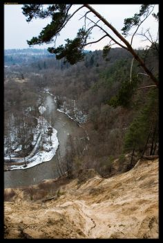 Lithuanian Landslide by sirlatrom