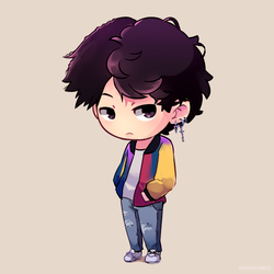 Suga by Drawn-Mario