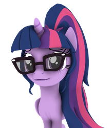 Reformed Scientific Twilight Sparkle by DazzioN