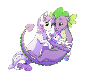 [C]: Like a family by SilcyBell