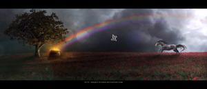 end of the rainbow by opaque-studios