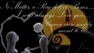 Nightmare Before Christmas by EmtionlessWhenMoody