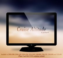 Cruise Altitude by giantspeck