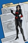 Baroness Dossier by meleeinabox
