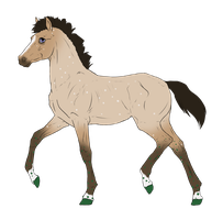 N3166 Padro Foal Design for DarkestNation by casinuba