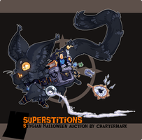 {Stygian Halloween} Auction by chartermark! Over! by Zoomutt