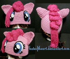 Pinkie Pie Hat by KateoftheArt