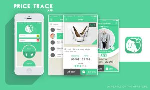 Price track app by Matylly