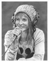 Hayley Williams.. by lloveandsqualor