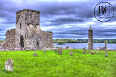 Devenish Island by rosscaughers