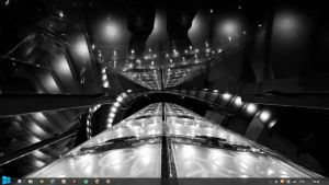 Black and White Theme  Windows 8 by Adyss88 by Andrei-Azanfirei
