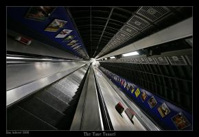The Time Tunnel by Aderet