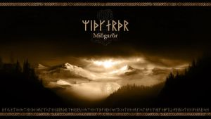Midgard - Wallpaper Full HD by PlaysWithWolves