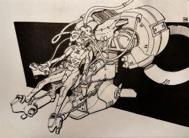 Neuromancer by IllOO