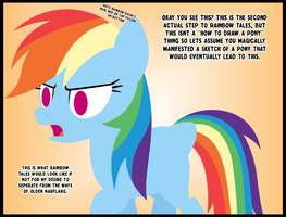 Rainbow Tales: How To Step 1 by Narflarg