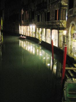 930 Venice Night 03 by Tigers-stock