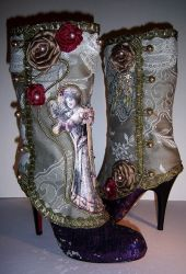 Maide Unique Spats Gallerie by MAIDESTREASURIES