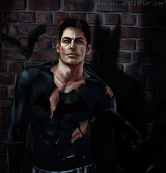 Bruce Wayne. Just A Man. by GsTishi