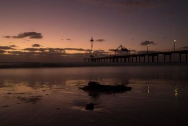 After The Sun Sets #5 - Long Exposure by DylserX