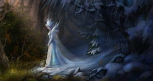 Winter is coming by Malabra