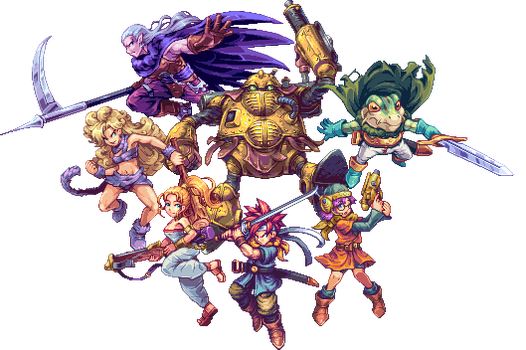 Chrono Trigger by AbyssWolf