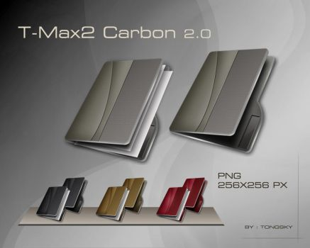 T-Max2 Carbon 2.0 by Tongsky