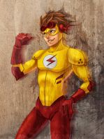 Kid Flash by E04