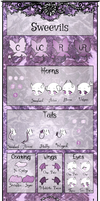 Sweevil Traits Guide by Menheradopts