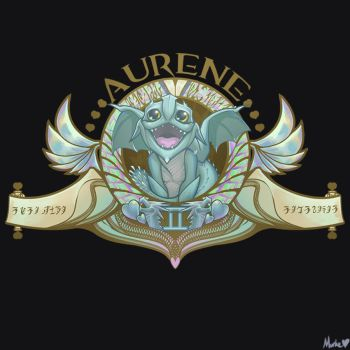 Heckin' Adorable Aurene by DiraMurkeHeol