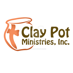 Clay Pot Ministries Logo by simplemanAT