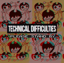 Technical Difficulties by pikadee