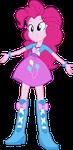 MLP EqG: Pinkie Pie by mewtwo-EX