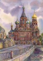 St. Peterburg by MilaKat