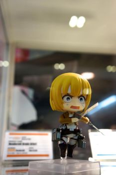 Chibi Armin Figurine by simply-unidentified