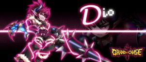 Grand Chase Art - Dio by Oxcyde