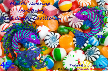 Candyfish Banner For LilySeafox On Ovipets by TwinWolfSister