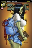 Zombie Tramp 35 by BillMcKay
