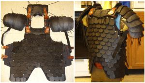 armor - yoke to carapace attachment, v1 by demosthenes1blackops