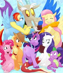 Friendship is AWESOME by DrZime