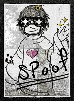 Spoof Frisk by Delta-Alpha2789