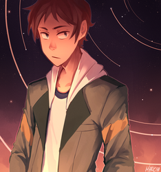 SPACE BOI by m-arci-a